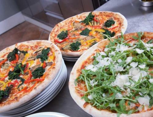 Pizza noch bis Ende Oktober