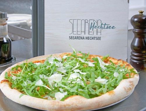 Ab Donnerstag gibt es wieder PIZZA am HECHTSEE