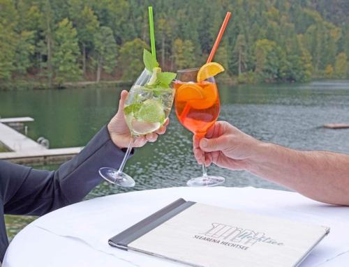 Hechtsee Seerestaurant bald wieder geöffnet